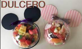 cuisine de minnie crea tu dulcero para fiestas de mickey y minnie mouse