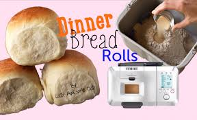 Can You Use Regular Flour In A Bread Machine How To Make Dinner Rolls Bread Simple Recipe Breville Custom