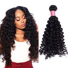 amazon com nadula 6a remy virgin brazilian deep wave human hair