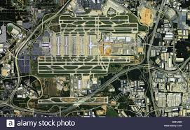 Atl Map Aerial Photo Map Hartsfield Jackson Atlanta International Airport