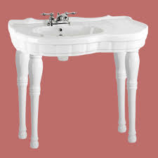 bathroom console sinks sears