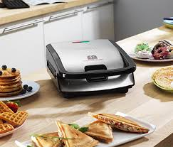 Sandwich Toaster With Removable Plates Tefal Snack Collection Sw853d12