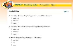 interactive probability online games for kids