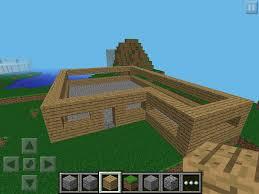 minecraft house ideas easy how to build a house minecraft pocket