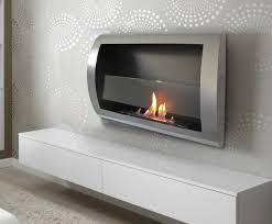 wall mount gas fireplace ventless binhminh decoration