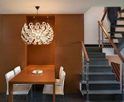 simple modern lighting for dining room style home design luxury