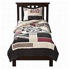 amazon com star wars embroidered quilt set upscale version