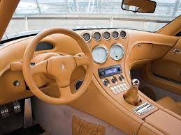 wiesmann wiesmann roadster interior this looks a comfy place vroom