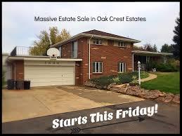 sale in oak crest estates 4 stories 6 car outbuilding shed