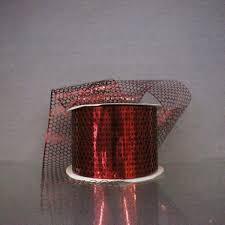 honeycomb ribbon num 40 metallic honeycomb ribbon