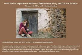 how to write the theory section of a research paper hispanic studies courses brandeis university image of poster for hisp 198