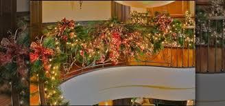 improvements indoor outdoor lighted christmas garland decorate garland improvements blog dma homes 47846