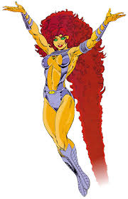 Starfire Costume Starfire U0027s New Costume A Reflection Of Her History And