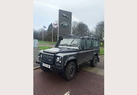 land rover 110 off road land rover defender 110 station wagon 2016 long term test review