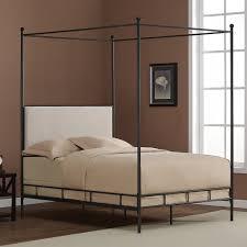 bedroom furniture sets black metal bed frame bed crown canopy