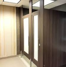 bathroom partition ideas ironwood manufacturing beautiful door lite toilet partition with