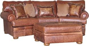 Leather Conversation Sofa Mayo 7500 All Leather Conversation Sofa By Furniture In Justin