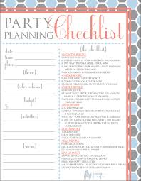 printable party planner checklist partying on a budget a party planning checklist party planning