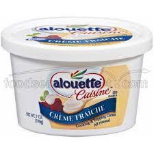 alouette cuisine alouette cuisine fraiche cheese 7 ounce cup 12 per