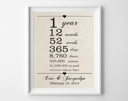 year anniversary gifts for husband wedding gift simple 1st wedding anniversary gifts husband for