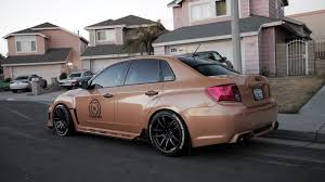 bronze subaru wrx gold wrap review subaru wrx youtube