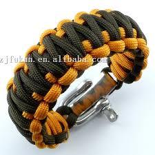 cobra survival bracelet images Free shipping adjustable zinc alloy shackle king cobra weaving 550 jpg