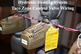 hydronic heating system annual maintenance