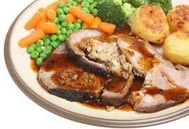 cuisiner roti de porc rôti de porc farci aux chignons coup de pouce