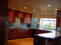 how far away from the wall should recessed lighting be how many recessed lights in small kitchen galley kitchen lighting