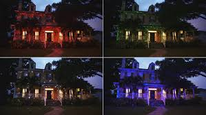 House Christmas Light Projector by Startastic Max Holiday Dancing Laser Light Projector 122 Effects