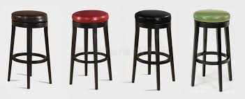 Backless Swivel Bar Stool Traditional Chooice Color Backless Bar Stools Home Design And