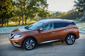 nissan suv 2016 nissan murano tops ford kia models to lead cars com u0027s mid size