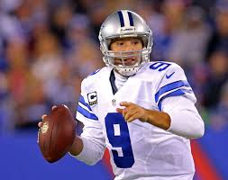 romo leads late rally as cowboys beat beckham giants usa today