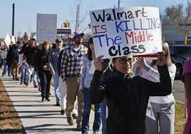 wal mart thanksgiving walmart protests family here u0026 there