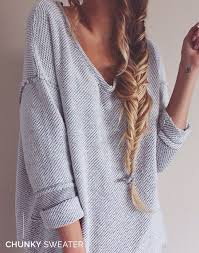 baggy sweaters shirt sweater grey oversized sweater knitted sweater grey