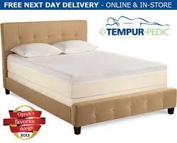 mattress sleepys sleep well on the tempur cloud supreme these