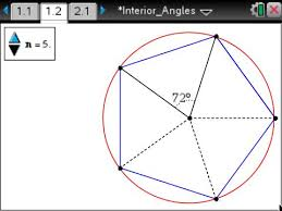 Interior Angles In A Circle Sum Of Interior Angles In Polygons Easing The Hurry Syndrome