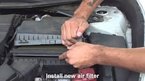 nissan altima 2013 new price how to install air filter nissan altima 2013 2014 youtube
