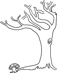 bare tree with tire swing clip art at clipart library vector