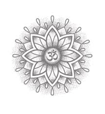 grey ink om symbol tattoo design in 2017 real photo pictures