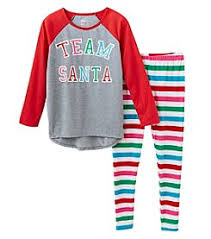 Sweater Pajamas Sleepwear Sizes 7 16 Baby Carson S