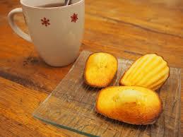 bergamote cuisine madeleines à la bergamote cuisine et patisserie
