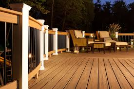 Composite Decking Brands Gardening Spring Front Yard Different Styles Of Fence Designs