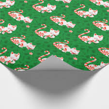 cat wrapping paper cat wrapping paper zazzle