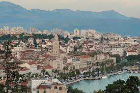 Split by Historical Complex Of Split With The Palace Of Diocletian Unesco