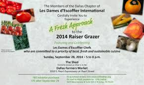 d raisser cuisine tickets on sale for the 2014 raiser grazer d magazine