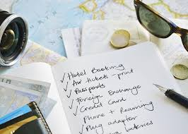 travel planning images Travel planning checklist don 39 t leave home without it jpg