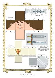 armor of god coloring pages my little house paper toy the