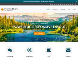 best free theme best free and premium business themes 2015