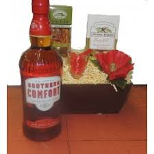 Comfort Gift Basket Ideas Liquor Gift Baskets